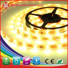Factory Original Epoxy Tube Waterproof 3528 Underwater Led Strip Light Ip68 120 SMD/M 12V/24V DC