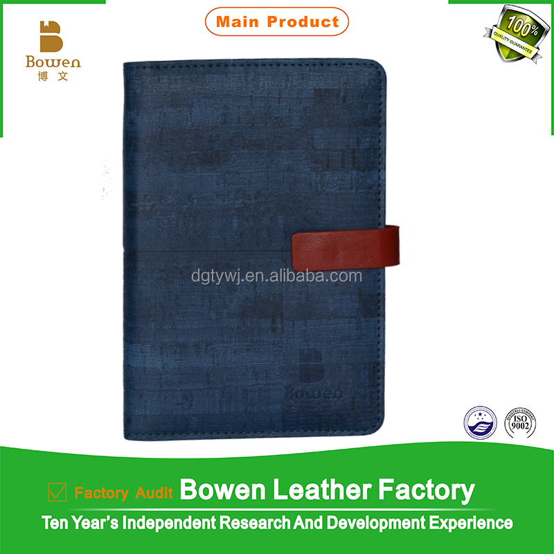 BWB-26 custom personal leather organizer/Business Executive Leather Organizer Portfolio