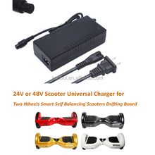UL 60950-1 Mini Segway Charger Hoverboard spare parts for Razor E100 E200 E300 E125 E150 E500 E175 Chopper Mini Dirt Quad Dune