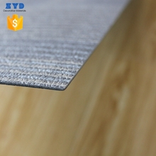 Custom made waterproof moisture rigid 4mm pvc flooring in vietnam