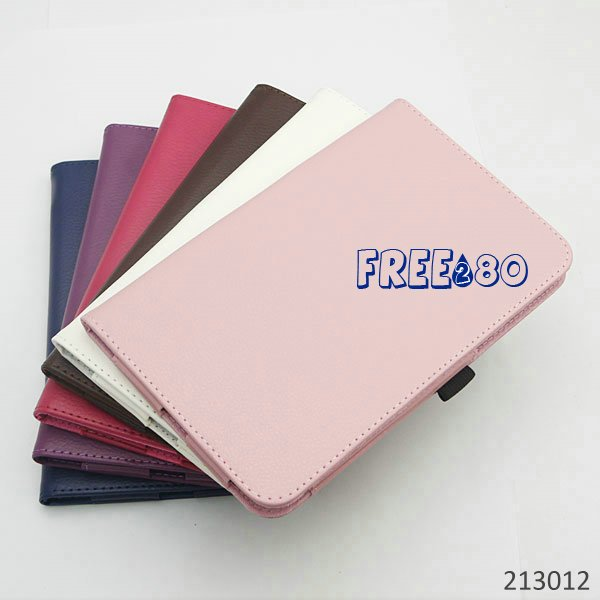 Touch Pen Holder PU Leather Stand Case for Google Nexus 7