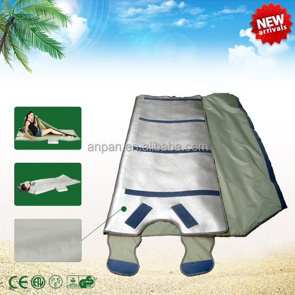 PH-2BIII Three zone heating lose weight blanket for India thermal blanket wrap