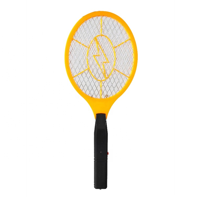 High quality small size mosquito swatter 2*AA battery for mosquito bat