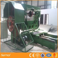 heavy duty PLC controlled used diamond expanded metal machine