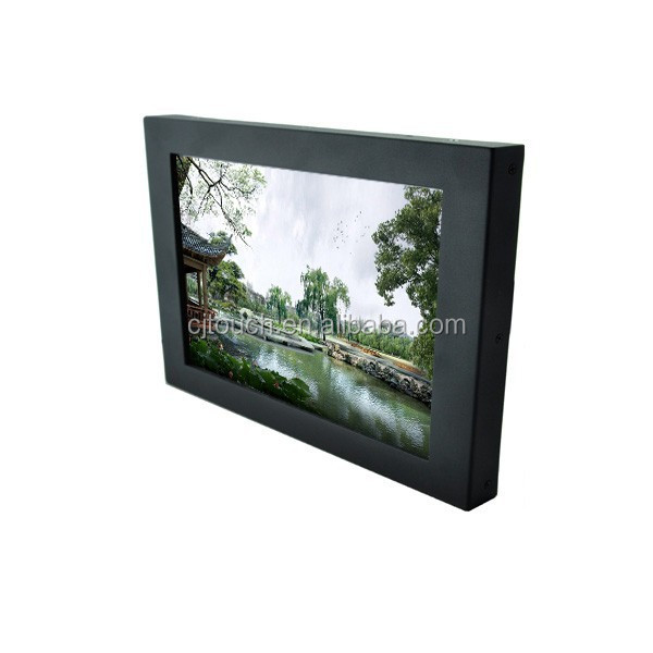 "High Resolution 12"" TFT LCD touch screen monitor"