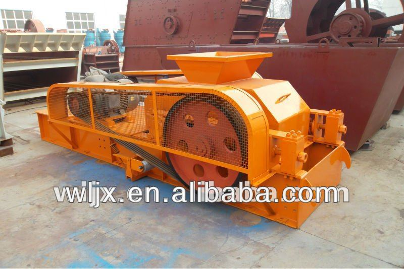Long durable roll crusher manufacturer for fine crushing of lump coal