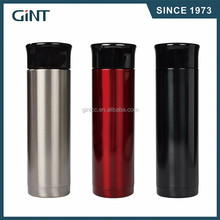 Easy Grip Tube Water Bottle/Vacuum Flask With Infuser