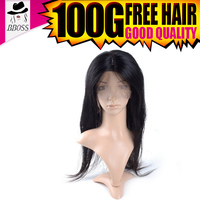 Factory Human Hair Full Lace Wigs