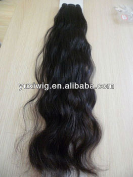 natural wave remy brazilian human hair wholesale