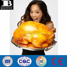 giant pvc Inflatable Turkey for thanksgiving decoration big plastic fake turkey display advertising