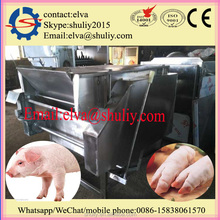New design Cow Hoof Dehair Machine Pig Feet Hair Removing Machine