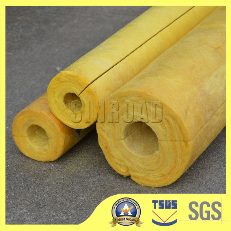 Heat and Acoustic Insulation Glass Wool with Aluminum Jacket