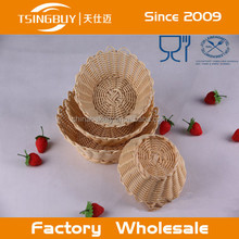 Solid durable Small PP Rattan Basket