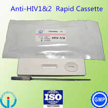 Medical lab reagents Rapid hiv testing instruments