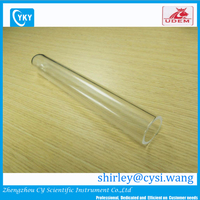 Hot sale quartz tube for physical vapor deposition system