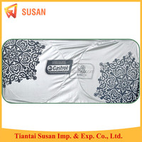 customized sunshade car glass cover ZHEJIANG