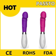 Hot sale & high quality silicone USB rechargeable real skin feeling artificial vagina