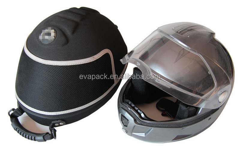 Shake-proof EVA Travel Case for Helmet