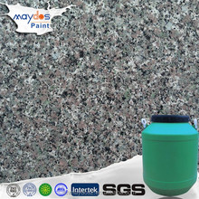 Maydos rough feel exterior granite imitate texture stone finish spray paint