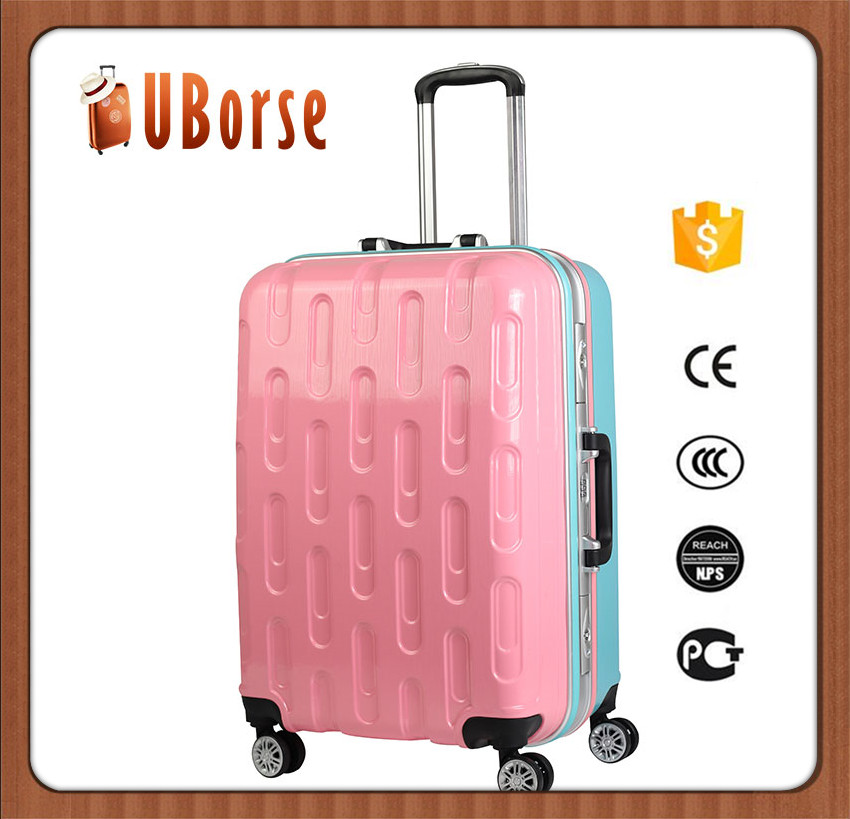 20/24/28 inchs ABS+PC hard case trolley bag travel luggage suitcase