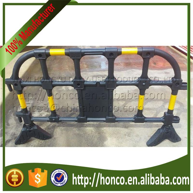 High Quality Safety Traffic Barrier Plastic Road Barrier Crowd Control Barrier