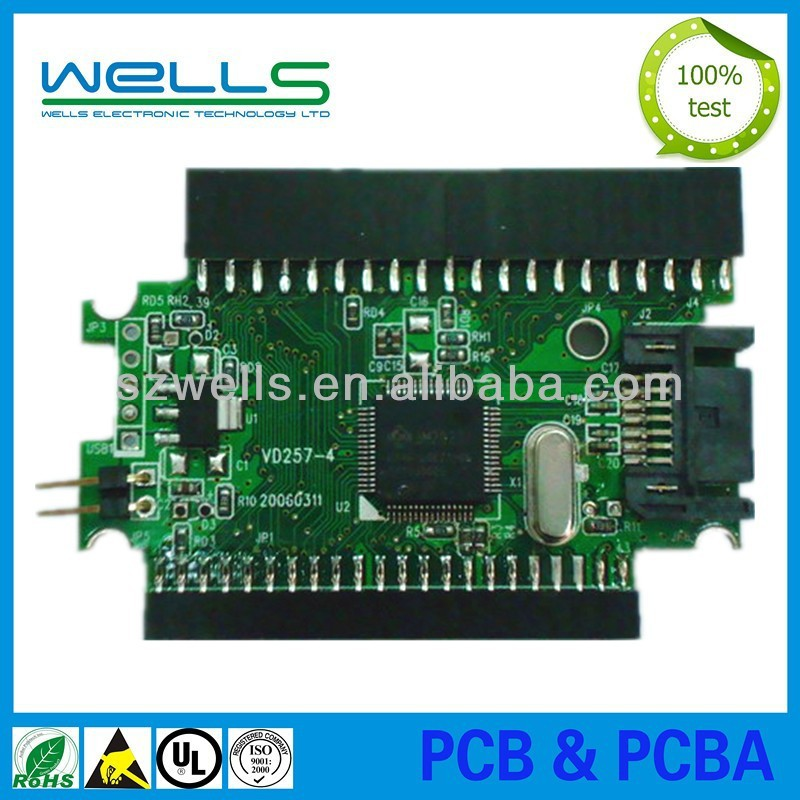 DVD decoder pcb and pcb assembly manufacturer