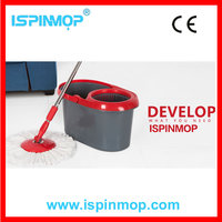 2014 high quality 360 degree spin magic mop buy from China