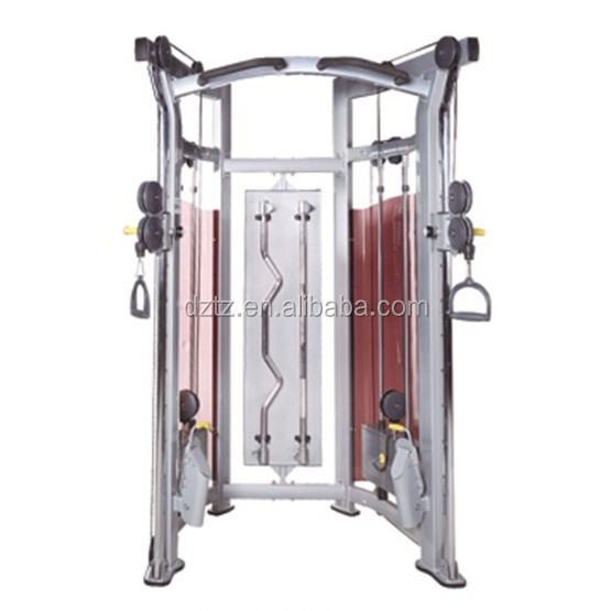 TZ-5029 New style small cable crossover Functional Trainer/commerfcial gym fitness equipment / gym machine