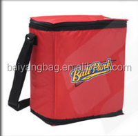 Food Use and Shoulder Bag Type food delivery thermal lunch cooler bag