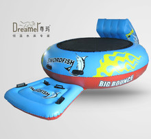 Amazing inflatable flying manta ray, inflatable floats for boat