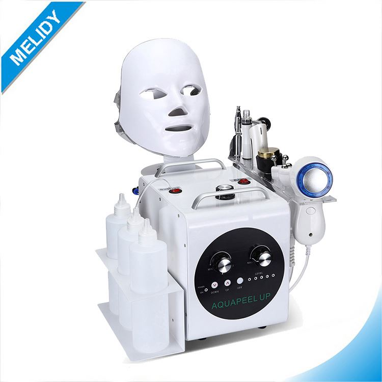 Silk Peel Hydro Dermabrasion Water Almighty Oxygen Jet <strong>Beauty</strong> 8 In 1 Facial Machine