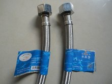 stainless steel flexible braided hose for water purifier