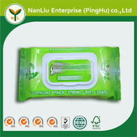 OEM ODM Baby cleaning tender wet wipes factory