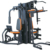 GS-3004B-2 Multi 4 Station Home Gym Sports Fitness Exercise Equipment