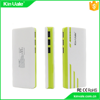Trade Assurance universal portable cell phone travel charger,square power bank
