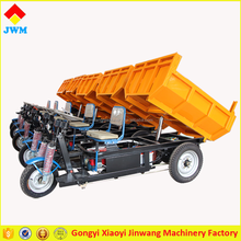 Top quality affordable three wheeler differential tricycle cargo/electric bicycle 3 wheel used in mining