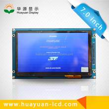 TFT LCD Panel 7 inch lcd screen led brightness high luminance