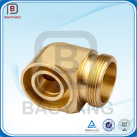 Custom Fabrication Machining Service Brass Cnc