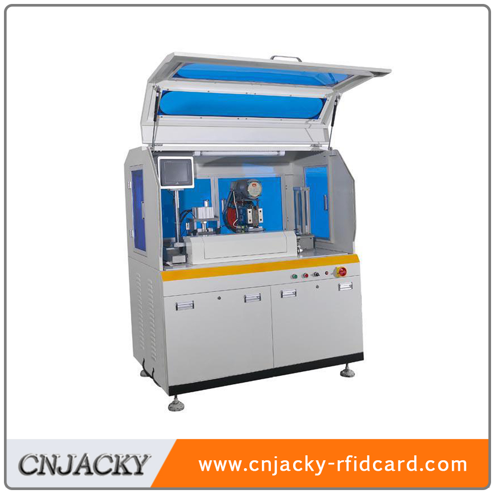 Mini Punch Press Hole ISO standard card punching machine