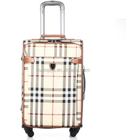 Travel grid 3pc Rolling Luggage Garment Tote Bag Suitcase Set