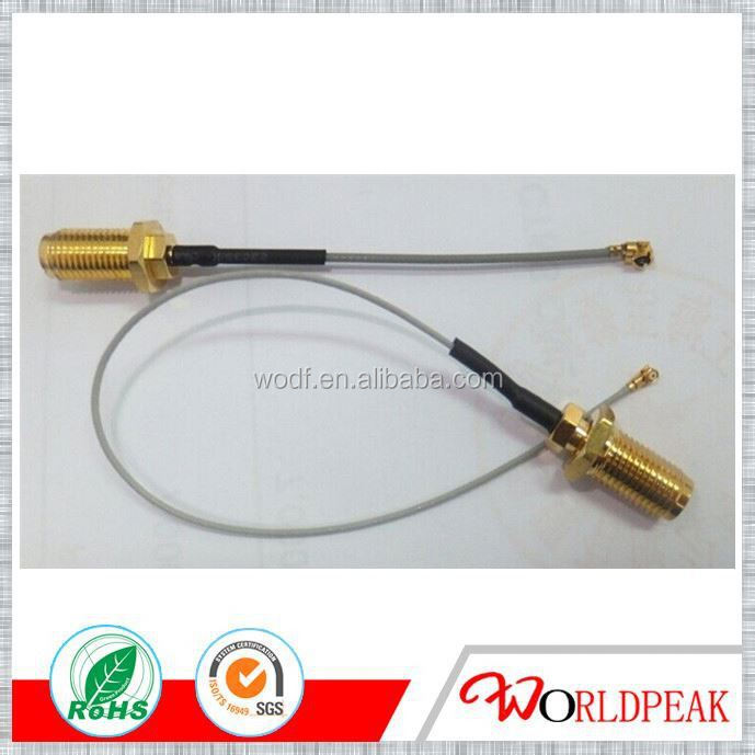 SMA female to ufl WiFi Antenna Extention Cable