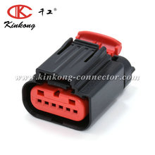 Kinkong 6 Pin Female Waterproof Accelerator Pedal Electrical Automotive Connectors 1-1419168-1
