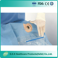 SURGICAL EYE DRAPES