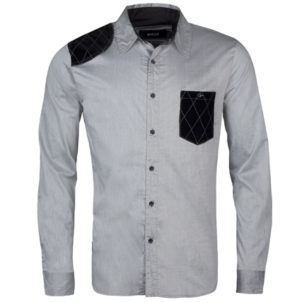 2012 double collar stylish men dress shirt,Fashion new model shirt 100% men's cotton luxury long sleeve dress shirt