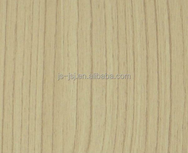 wood grain printing flooring paper with king decor base paper