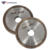 round diamond edge grinding wheel for glass edging machine