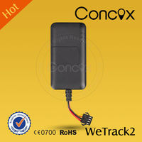 Concox WeTrack2 GPS Tracker Mini Real Time Tracking Online Super Mini GPS Chip