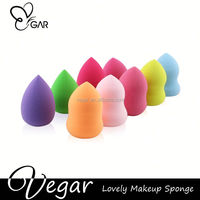 electric foundation applicator non-latex cosmetic sponge