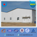 Large span light steel structure 3Warehouse / workshop / factory