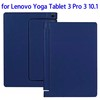 New Tablet Case For Lenovo Yoga Tab 3 Flip Stand Cover Housing, Leather Back Cover Case For Lenovo Yoga Tab 3 Pro 10 inch